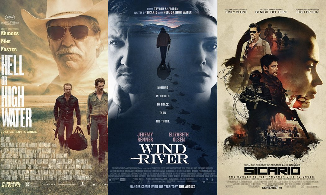 Those Who Wish Me Dead Director Taylor Sheridan's Stunning Trilogy on Modern America