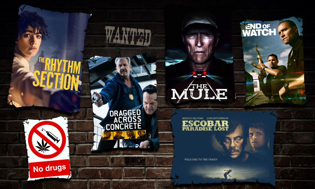 10 Film Menguak Bisnis Narkoba