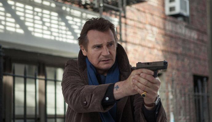 Liam Neeson, salah satu aktor pria favorit