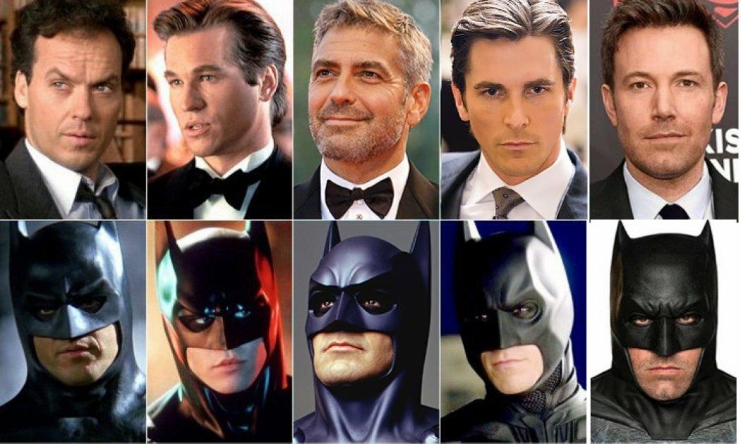 原來他們都演過蝙蝠俠?!影史歷任尖下巴盤點