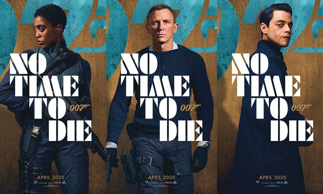 女007、黑化影帝霸氣現身!《007生死交戰》龐德好忙沒空去死