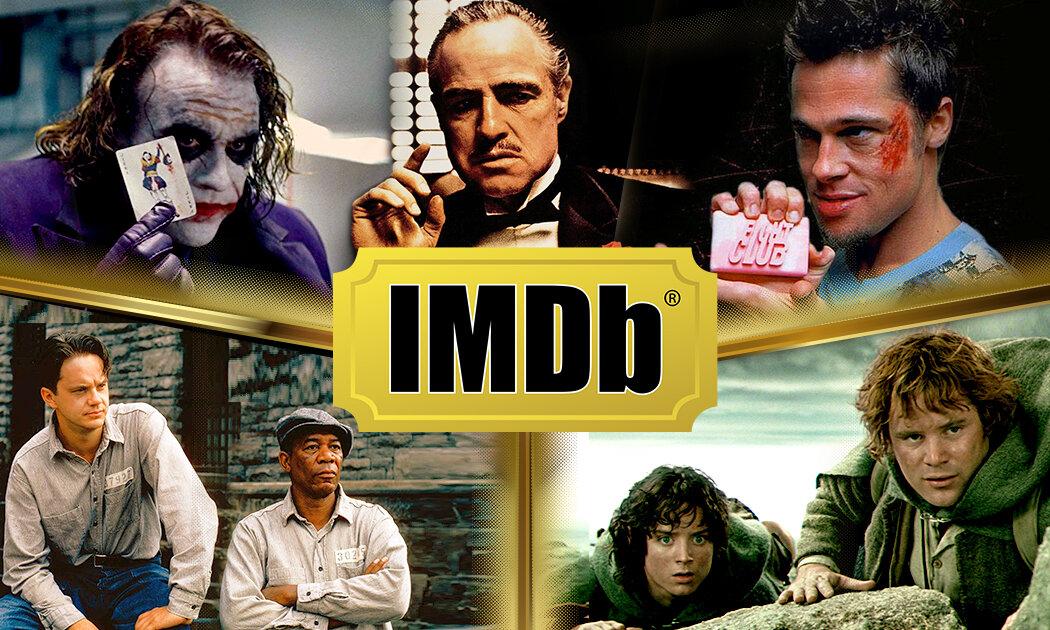 IMDb 電影推薦|15部IMDb最高分電影排名,你都看過了嗎?