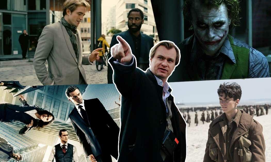5 Fakta Gila dari Film Christopher Nolan
