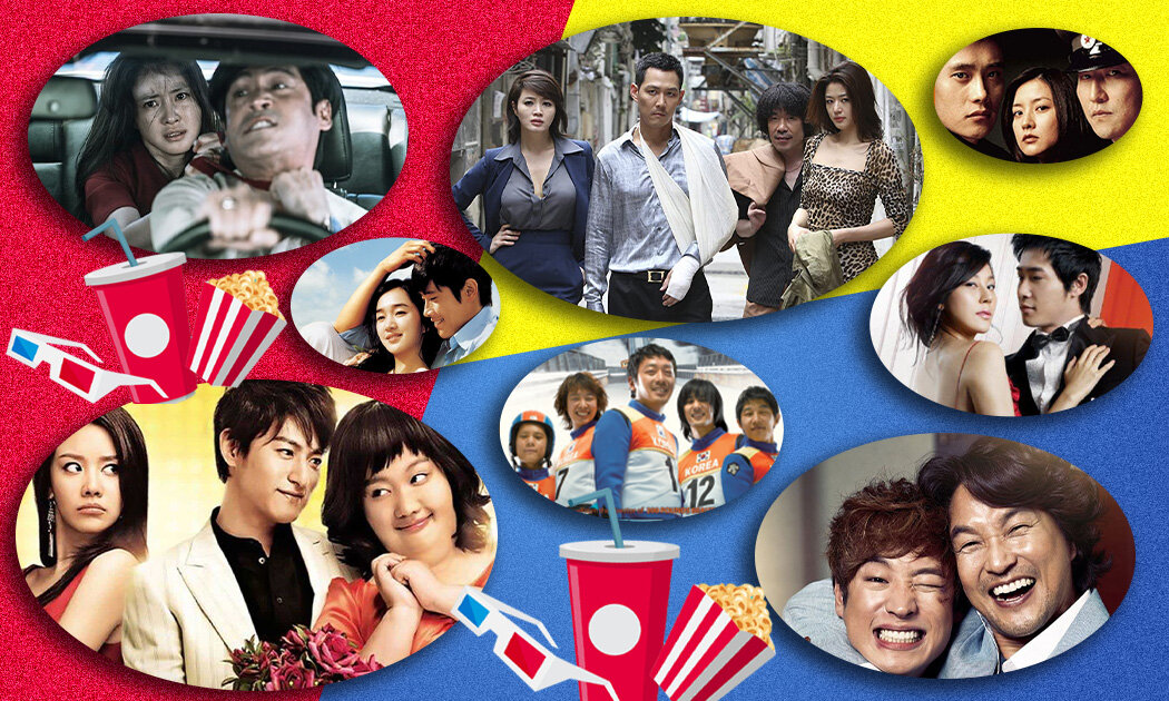 8 Film Korea Keren Ini Wajib Ditonton