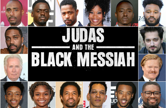 Judas and the Black Messiah masuk nominasi Best Motion Picture of the Year