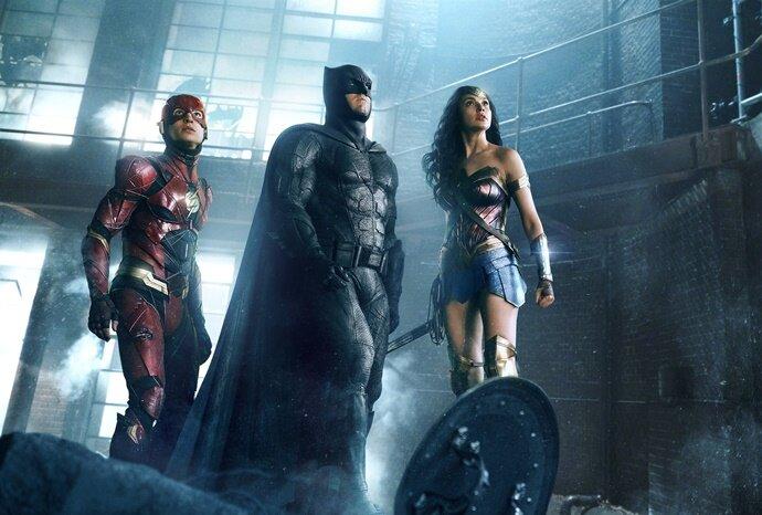 查克史奈德 正義聯盟 蝙蝠俠