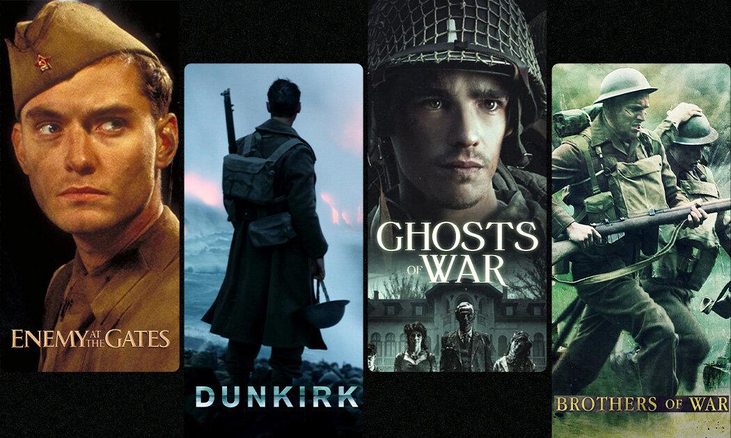 7 Kisah Unik di Balik Film Perang Dunia II
