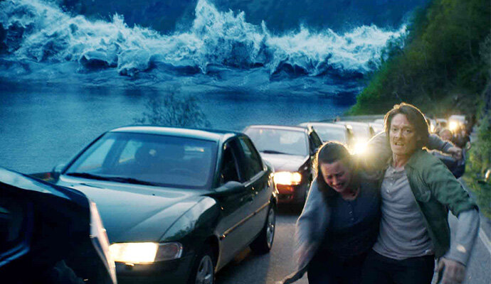 The Wave kisahkan tsunami di Norwegia