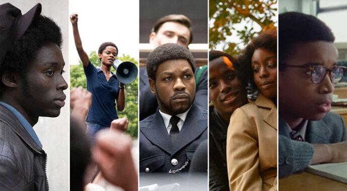 Tonton nonton akting John Boyega peraih Golden Globe 2021 di Small Axe