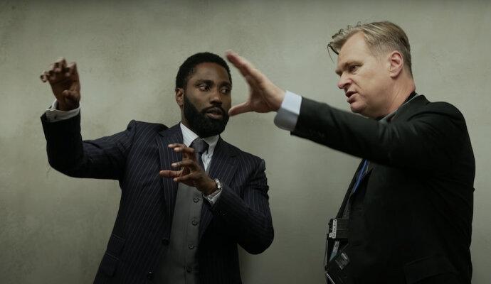 Christopher Nolan rahasiakan syuting dan alur cerita