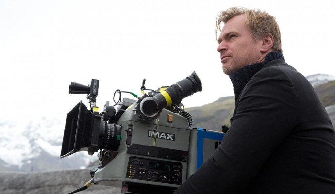 Christopher Nolan gabungkan IMAX dan 70mm di Tenet
