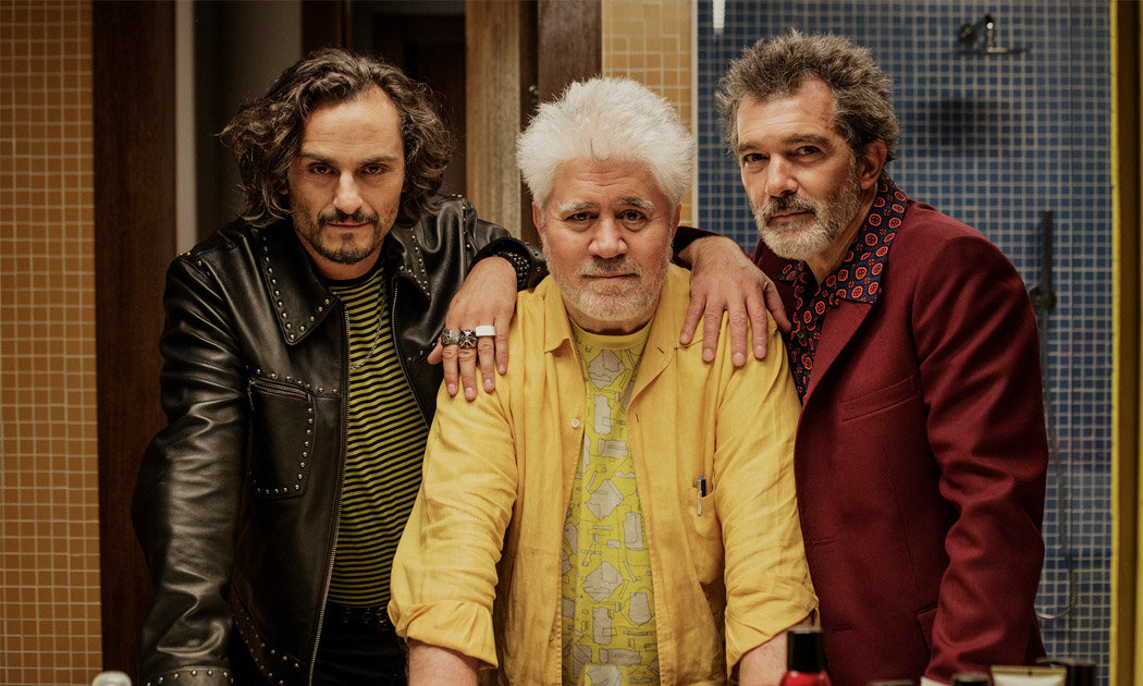 Pedro Almodóvar's Pain and Glory and Other Directors' Semi-autobiographical Movies