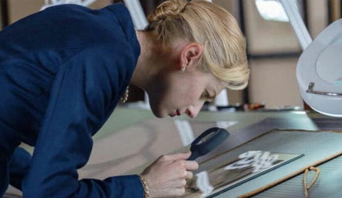 Kat menipu Sator dengan menjual lukisan palsu