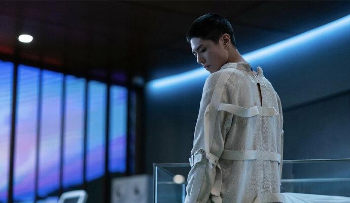 Bogum, si kloning manusia dalam Seobok