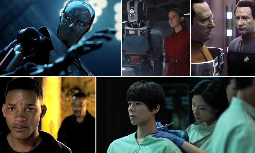 5 Film Bagaimana Sains Ciptakan Kloning Manusia dan Efeknya