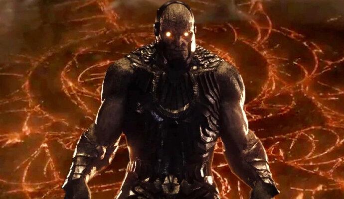 Darkseid mengincar Anti Life Equation yang ada di Bumi