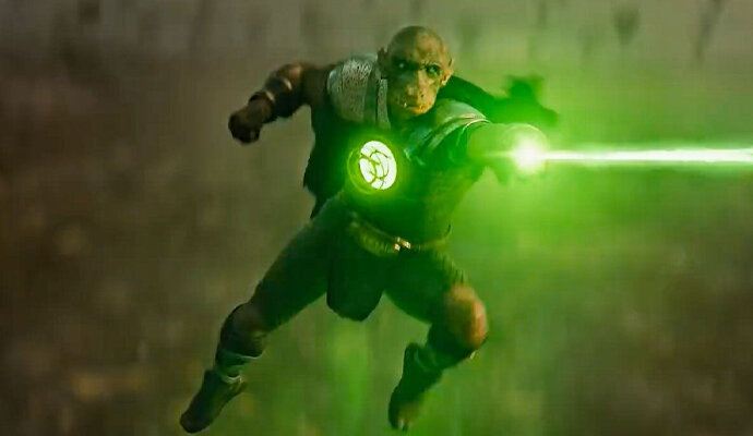 Yalan Gur dari Green Lantern ikut hadapi Darkseid