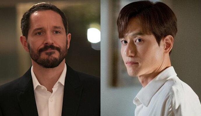 Simon Foster vs Lee Tae Oh