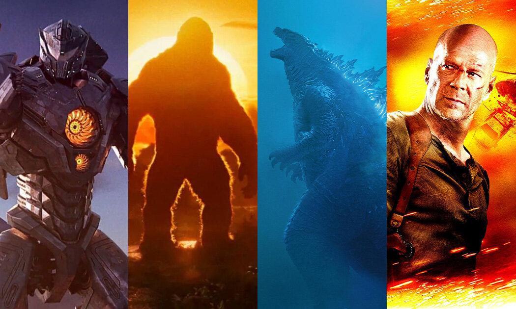5 Film yang Perlu Ditonton setelah Menonton Godzilla vs. Kong