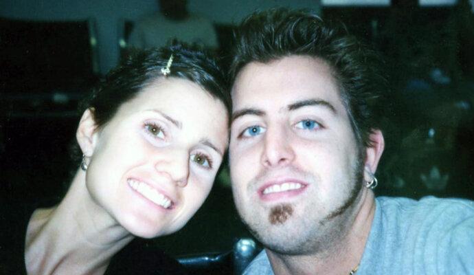 Almarhum Melissa Lynn dan Jeremy Camp