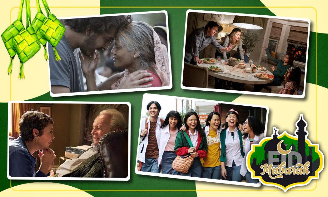 8 Film dengan 'Mood' Serasa Libur Lebaran
