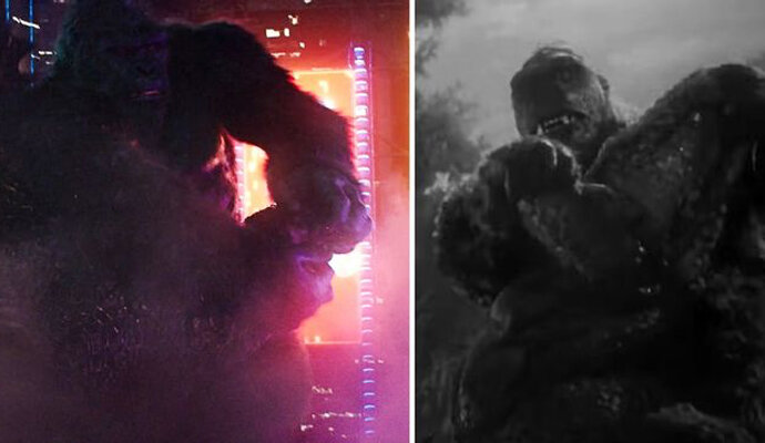 Kong dan ciri khas serangannya: mematahkan rahang musuh