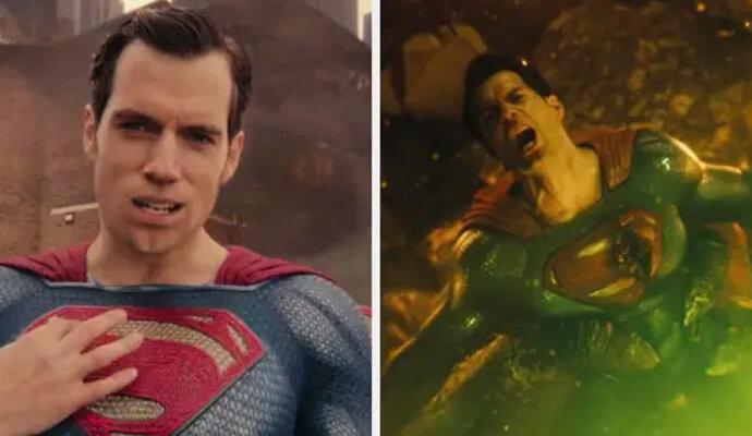 Awal adegan Superman