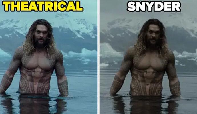 Adegan perkenalan Superhero