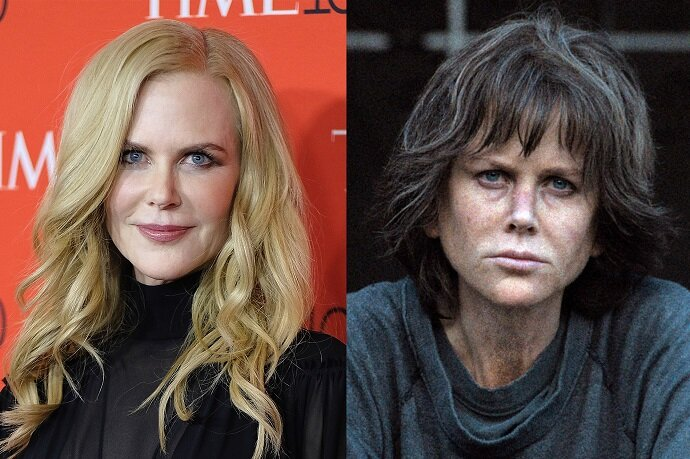 Nicole Kidman plays against type the destroyer