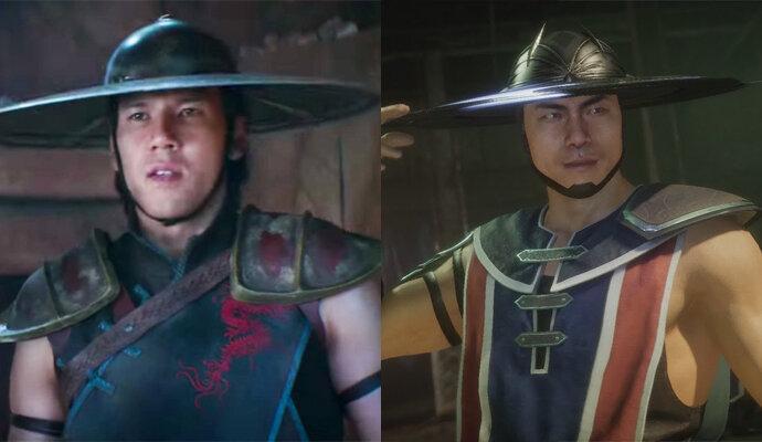 Kung Lao sama-sama tampilkan senjata topi mematikan
