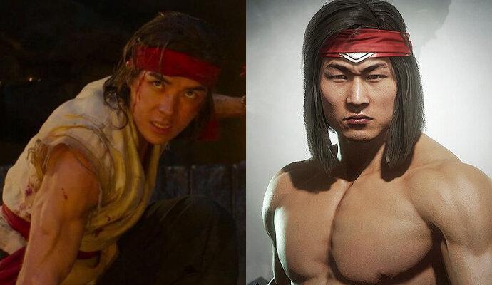 Bedanya Liu Kang di film dan game