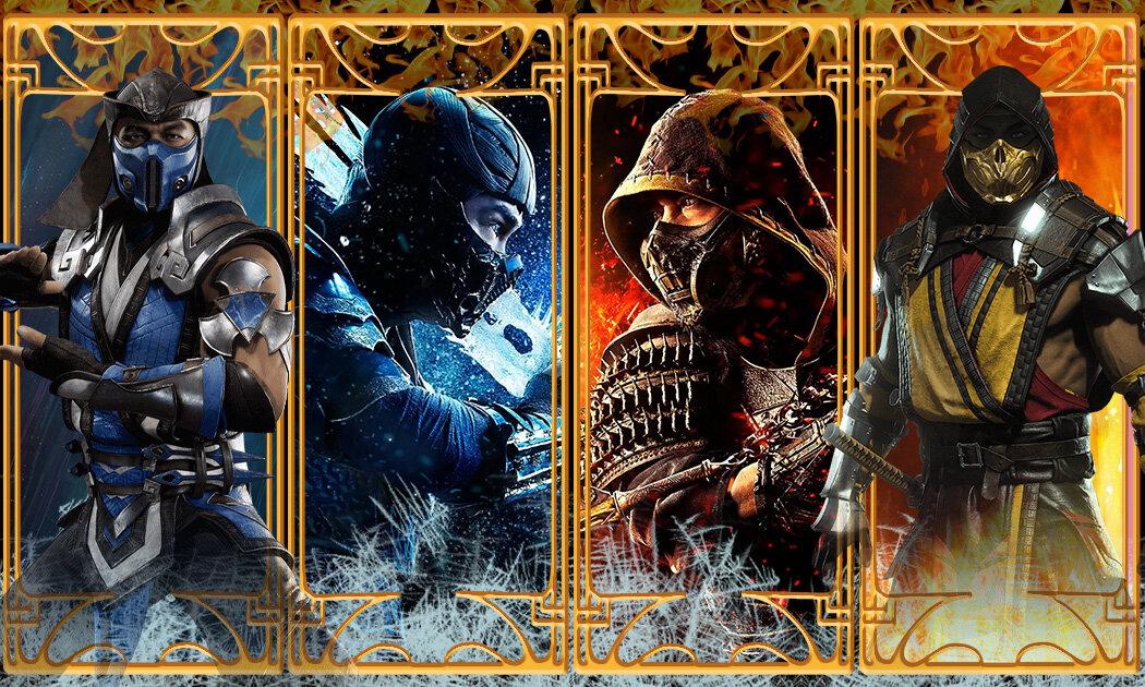 Perbandingan Karakter Mortal Kombat di Film dan Video Game