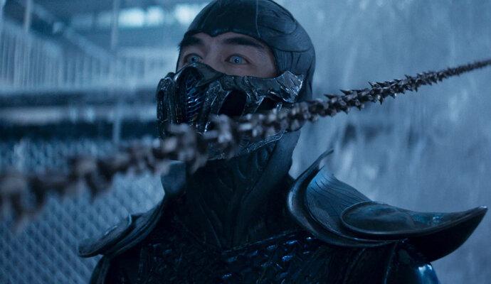 Kekuatan Sub-Zero di film kok beda ya dengan game?
