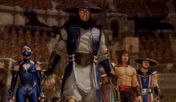 Fokus utama game Mortal Kombat adalah mempertahankan Earthrealm