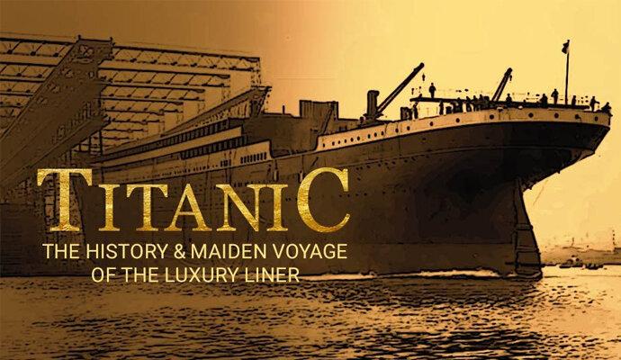 Titanic, kapal yang diklaim mustahil tenggelam