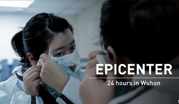 Film yang gambarkan awal virus Corona ditemukan di Wuhan