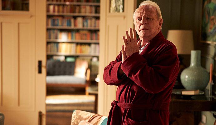 Anthony Hopkins raih Aktor Terbaik Oscar 2021