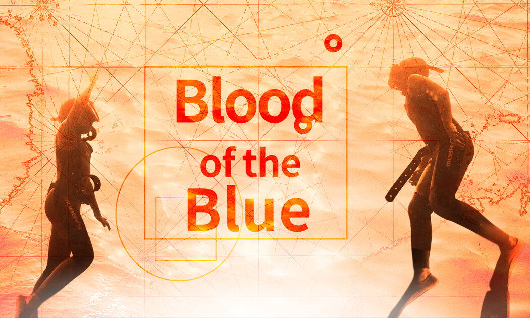 Blood of the Blue- Finding the Coordinates of Your Life's Treasure