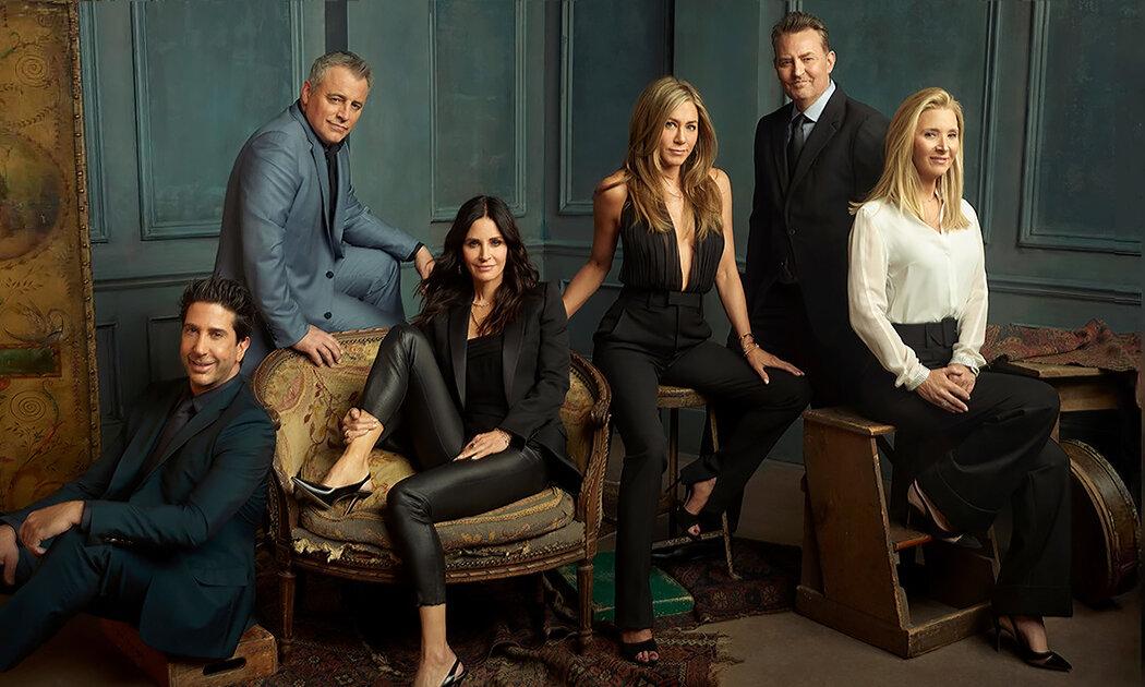 影集裡的衣Q:《六人行》友情就是永不退流行的時尚