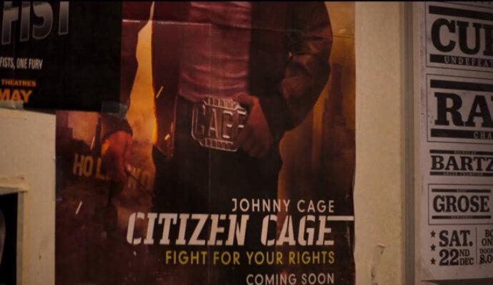 Johnny Cage tampil di sekuel film?