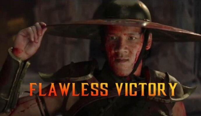 Kata ikonik di Mortal Kombat: Flawless Victory
