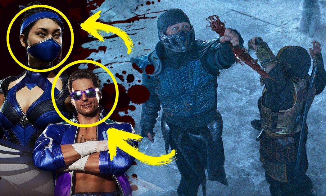 7 Easter Egg Film Mortal Kombat Versi Gamer Detective Aldo