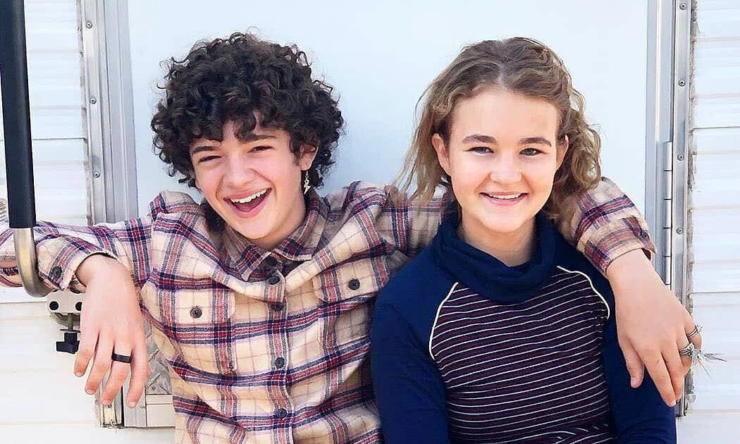 You Look Familiar – A Quiet Place Part II's Millicent Simmonds and Noah Jupe