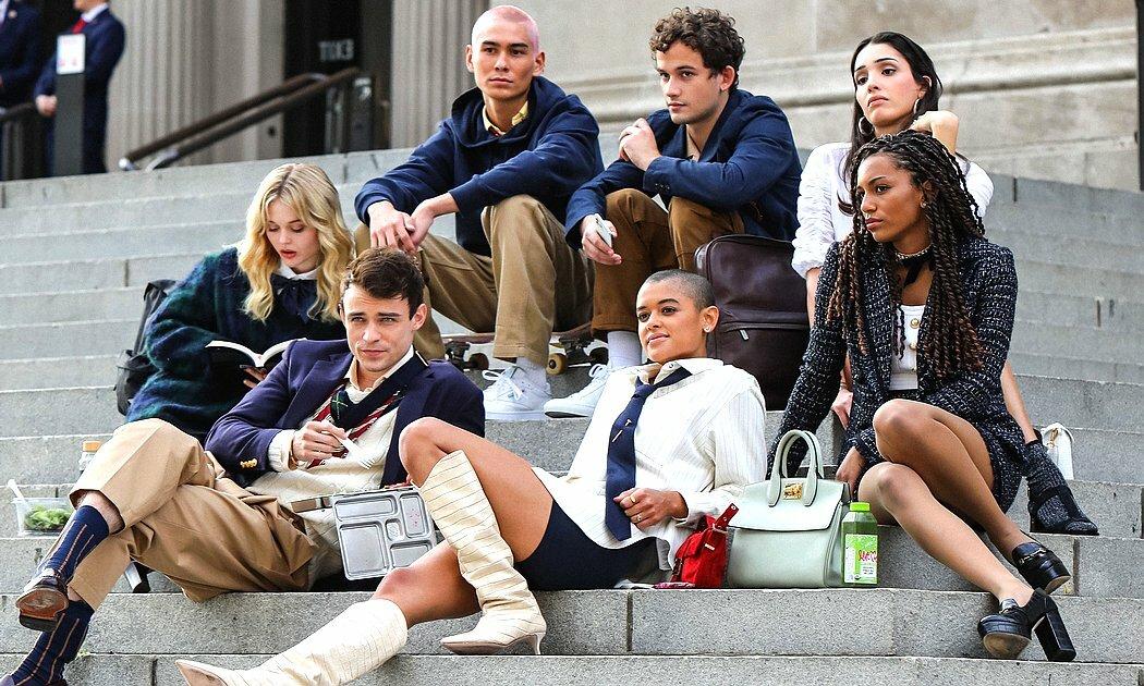 《新花邊教主》華麗回歸HBO!新世代上流戰爭7月8日與美同步上架