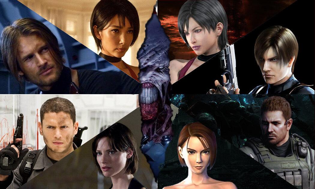 10 Perubahan Kontroversial Karakter Resident Evil di Film dari Video Game