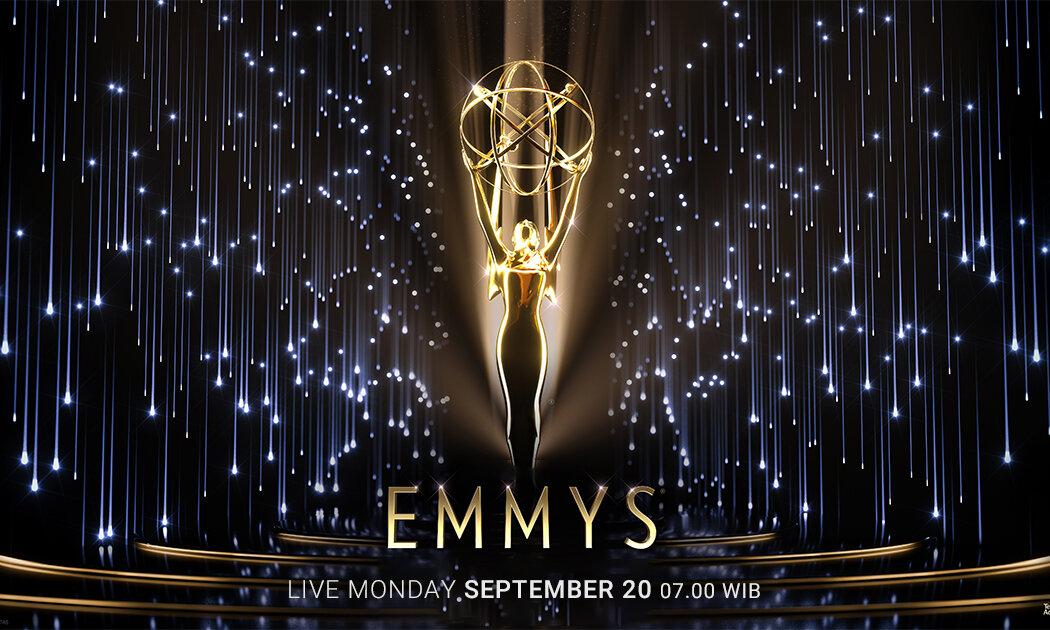 CATCHPLAY+ Menayangkan Emmy® Awards ke-73 secara Live dan Eksklusif