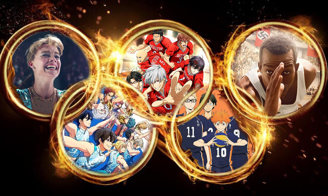 10 Sports Films and Anime to Watch During the Olympics