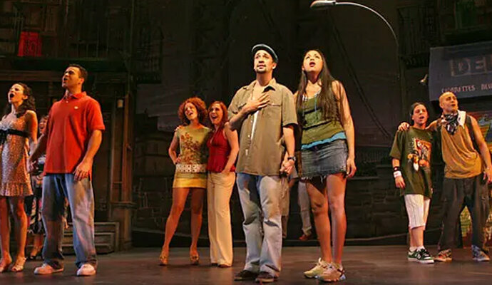 In The Heights versi teater