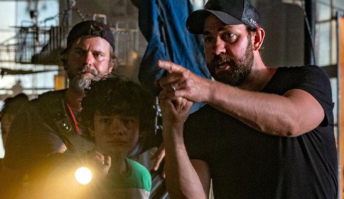 Sutradara John Krasinski kini sedang mempersiapkan sekuel pamungkas trilogi A Quiet Place