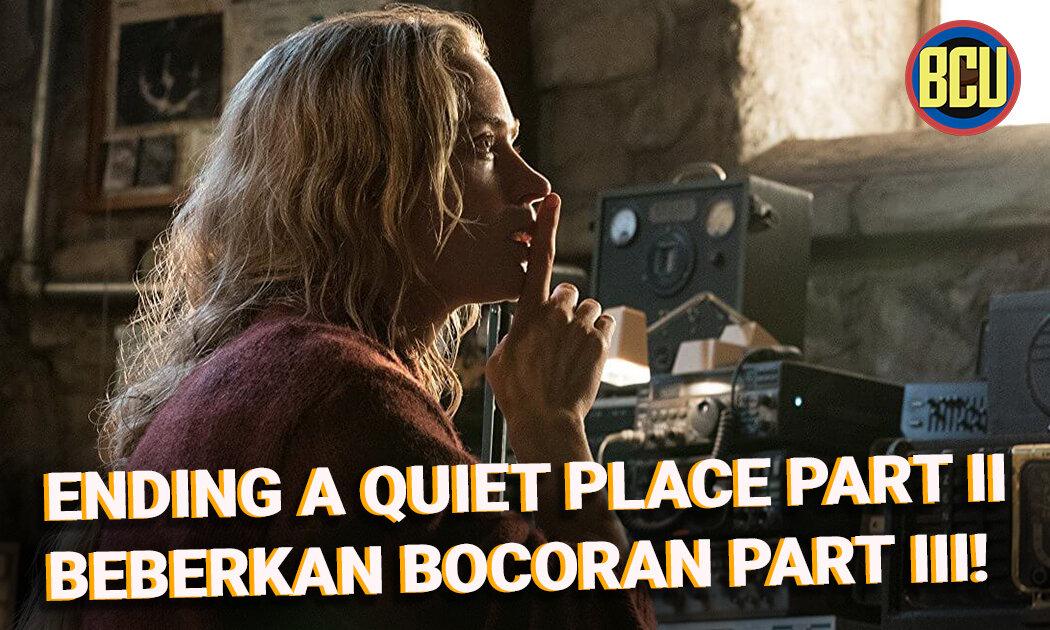 Ini Penjelasan Ending A Quiet Place Part II
